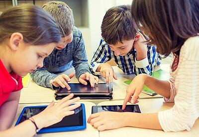 Virtual Tutoring Blended into the school day